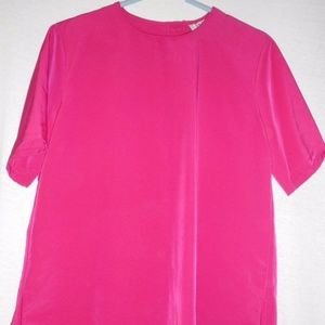 Vintage Papillon Size 10 purple/fuschia back close